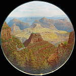 Grand Canyon: America The Beautiful Harry Johnson Plate