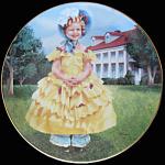 Little Colonel: Shirley Temple, Danbury Mint Plate