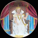 Little Princess: Shirley Temple Danbury Mint Plate
