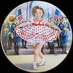 Stand Up And Cheer: Shirley Temple Danbury Mint
