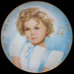Simply Irresistible: Shirley Temple Danbury Mint Plate
