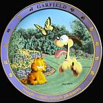 Simple Minds: Jim Davis Day With Garfield, Danbury