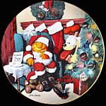 Not A Fat Cat: Garfield's Christmas, Jim Davis, Danbury