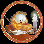 Charming Cat: Garfield Dear Diary By Jim Davis, Danbury