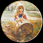Autumn Leaves: Childhood Discoveries Zolan Miniature