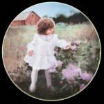 Ribbon And Roses: Zolan Anniversary Plate Pemberton Oakes
