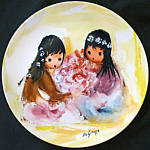 Spring Blossoms: Degrazia Children Of The Sun