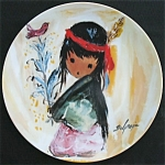 My Little Pink Bird: Children Of The Sun By Degrazia