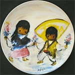 Castanets In Bloom Degrazia Fiesta Of The Children