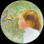 Wonderment: Frances Hook Legacy, Knowles Plate