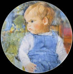 Expectation: Frances Hook Legacy Knowles Plate