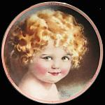 Sunbeam: Bessie Pease Gutmann: Precious Portraits Plate