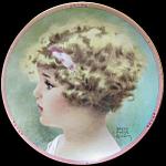 Peach Blossom: Bessie Pease Gutmann Precious Portraits