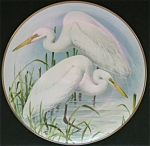 Audubon 75th: The Great Egrets Fenwick Lansdowne Plate