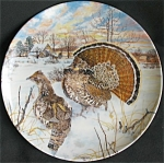 Grouse: Upland Birds, Wayne Anderson, Knowles Plate