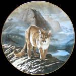 Cougar: World's Most Magnificent Cats, Charles Frace