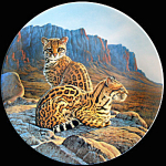 Ocelot: Great Cats Of America By Lee Cable, Knowles