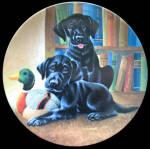Labrador Retriever: Literary Labs: By Lynn Kaatz