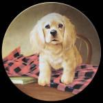 Shirt Tales: Field Puppies By Lynn Kaatz, Knowles Plate