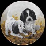 Fine Feathered Friends: Field Puppies By Lynn Kaatz