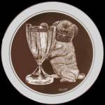 Top Dog: Puppy's World, Droguett , Cornwall Plate