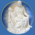 Pieta: Renaissance Masterpieces, Bradford Plate