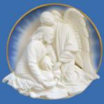 Compassion: Renaissance Masterpieces, Bradford Plate