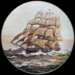 Davy Crockett At Daybreak: Charles Vickery Clipper Ship