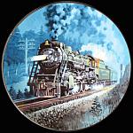 Crescent: Romantic Age Of Steam Trains, Pierce, Knowles