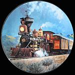 Jupiter: Romantic Age Of Steam Trains, Pierce, Knowles