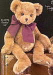 Bearington Teddy Bear Teddy