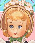 Madame Alexander Storyland Series Paper Doll