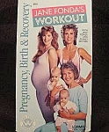 Jane Fonda Pregnancy Workout Tape - 1987