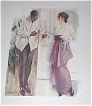 Howard Chandler Christy Susan Lenox Print