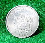 Coin - Jamaica 10 Cents - 1981