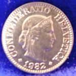 Switzerland Coin - 10 Centimes - 1932