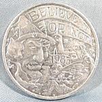 Coins - Mardi Gras Token 1985 - Louisiana