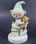 Sleepytime Bears Figurine - Forever Friends 1983