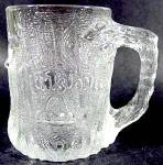 Flintstones Treemendous Glass Mug - 1993