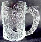 Batman Forever Glass Mug - Mcdonalds 1995
