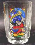 Disney World - Epcot Glass - Mickey Mouse - 2000
