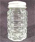 Kitchen Collectibles - Quilted Glass Shaker