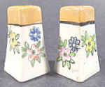 Kitchen Collectibles - Hand Painted Lustre Shaker Set