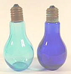 Kitchen Collectibles - Light Bulb Shaker Set