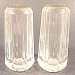 Kitchen Collectibles - Lucite Shaker Set