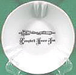 Advertising Ashtray - Campbell House Inn -