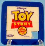 Hamm Slide Puzzle - 1996 Toy Story - Np