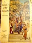 Vintage Maxfield Parrish Magazine Cover Ladies Home Journal 1913