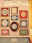 Star Doily Knit & Crochet Book No. 124 - 1955
