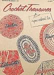 Crochet Treasures Star Book No. 126 - Vintage